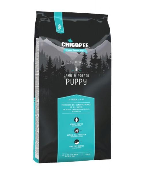 Ghicopee HNL - Grain Free - Puppy Lamb & Potato 12kg